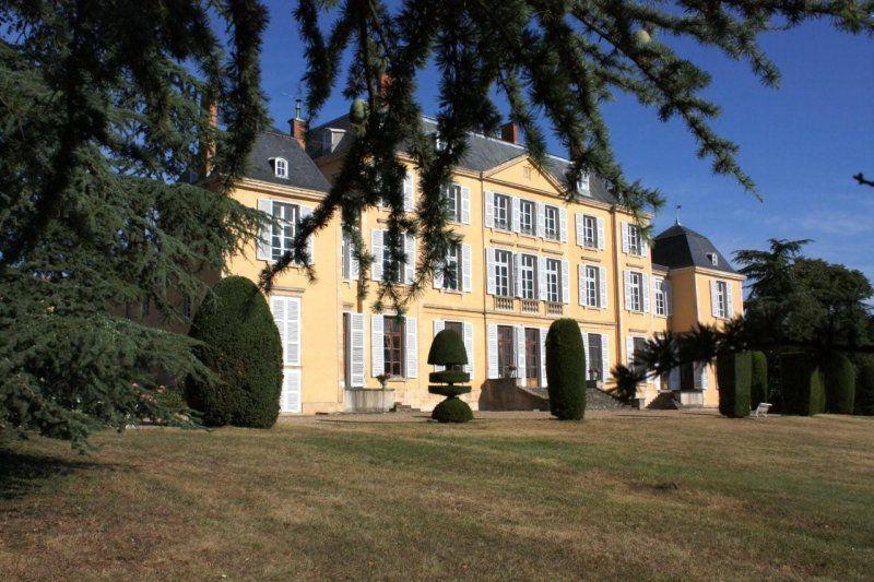 Château de Saint Trys - Façade
