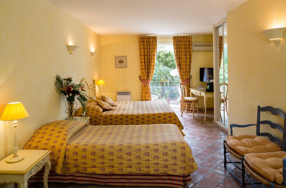 Hotel Arena - Chambre (2)