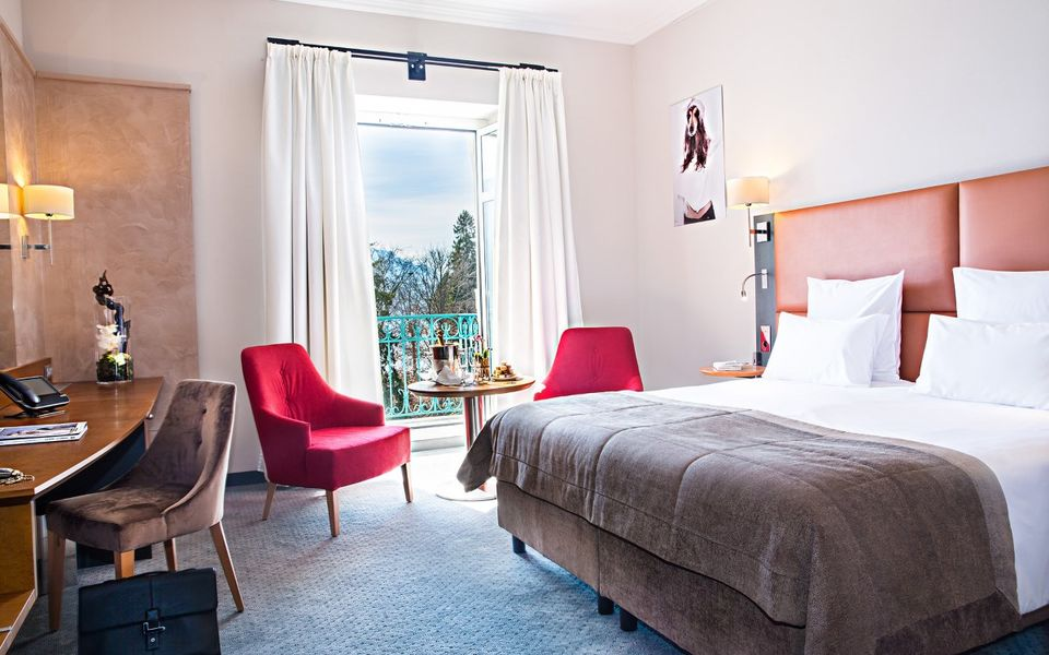 Imperial Palace Annecy - Chambre