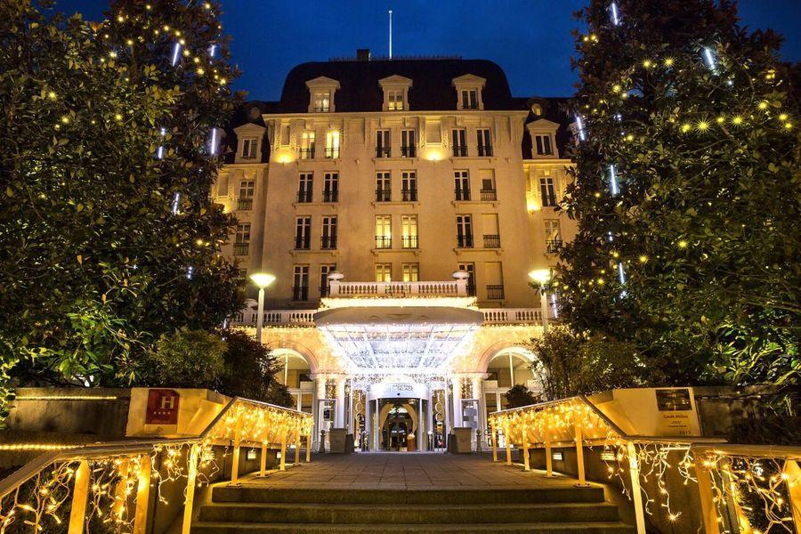Imperial Palace Annecy - Façade de l'Hôtel Impérial Palace Annecy