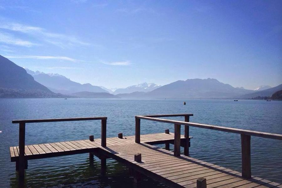 Imperial Palace Annecy - Le Lac d'Annecy