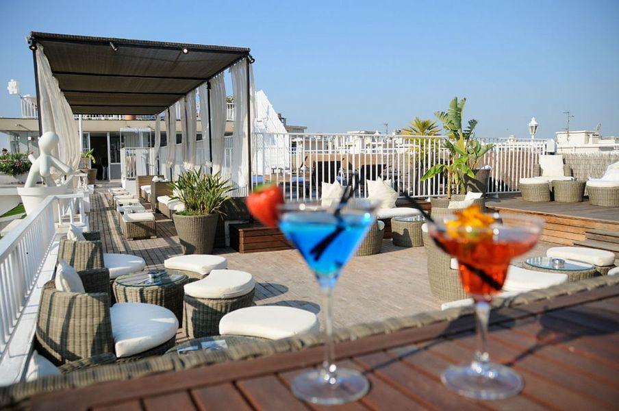 Splendid Hotel & Spa - Terrasse (2)