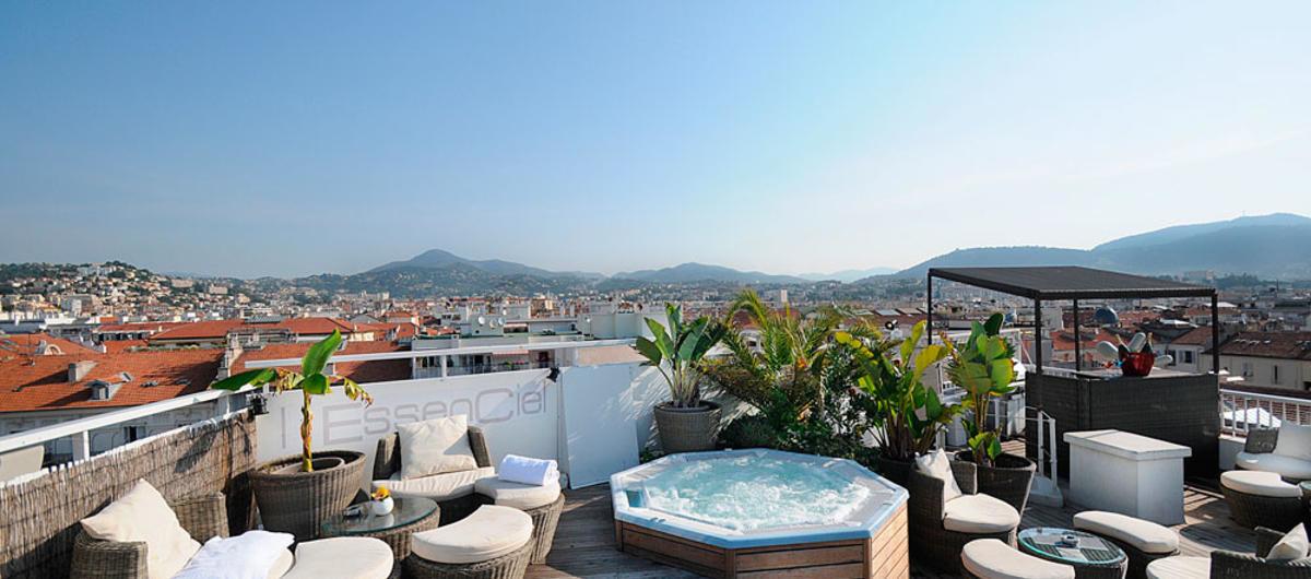 Splendid Hotel & Spa - Toit 1