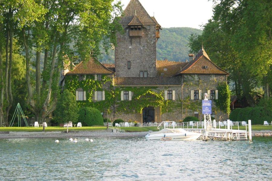 Chateau de Coudree - Le Château de Coudrée 2