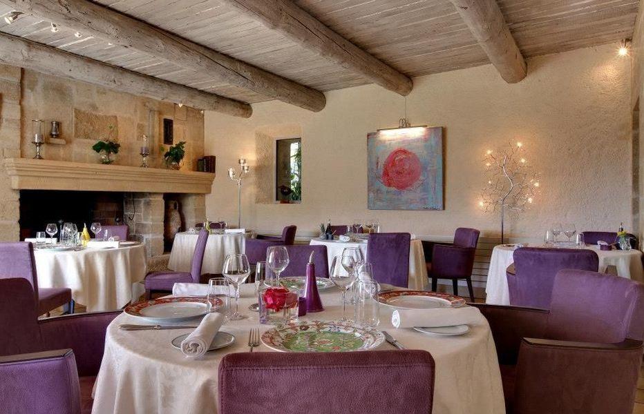 Mas de Fauchon - Restaurant (4)