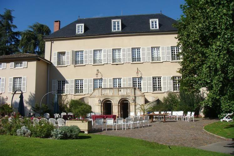 Chateau des Loges - Façade du Château des Loges