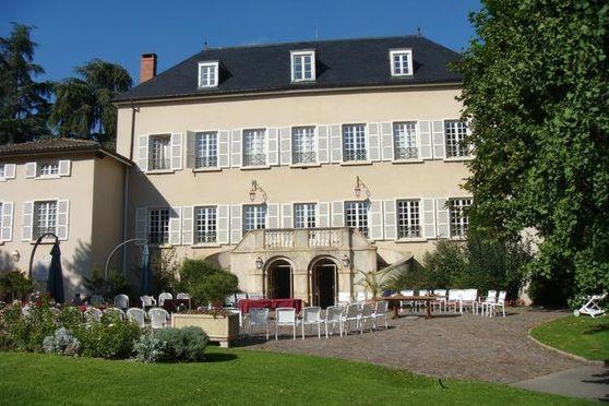 Salle séminaire  - Château des Loges