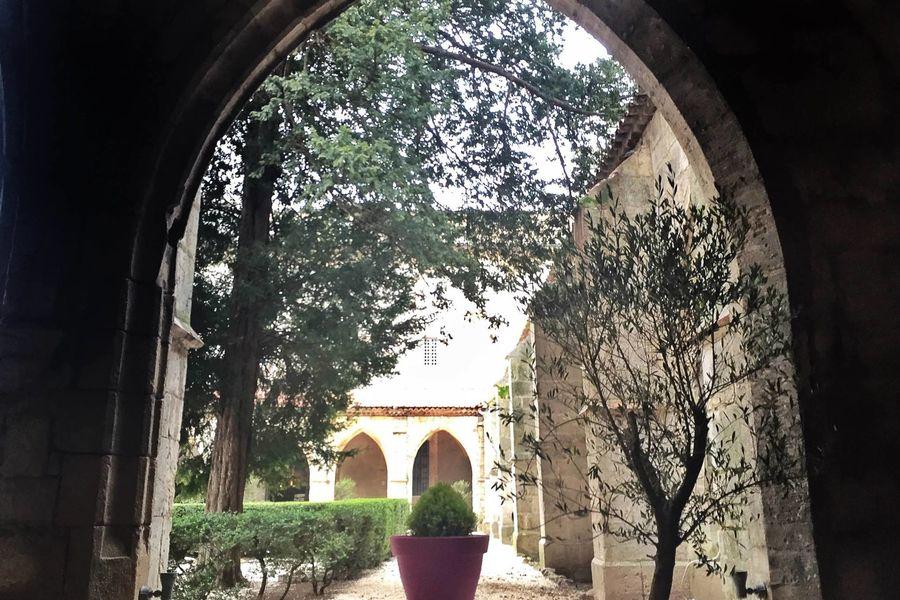Hotel le Couvent Royal - Le Cloître avec Jardin & Travées (13)