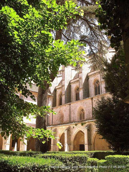 Hotel le Couvent Royal - Le Cloître avec Jardin & Travées (14)
