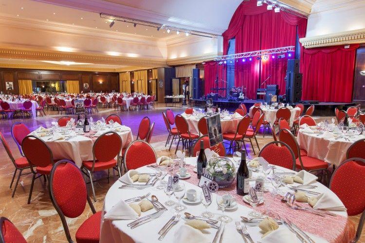 Casino Grand Cercle Aix les Bains - Salon Victoria (3)