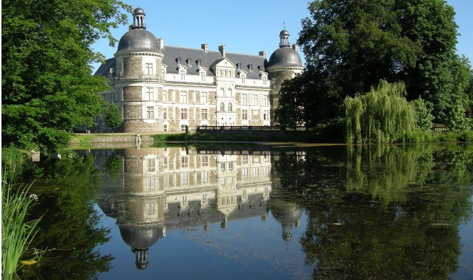 Château de Serrant - Vue extérieure