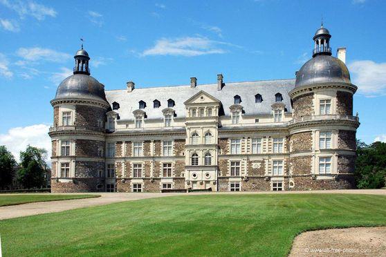 Salle séminaire  - Château de Serrant