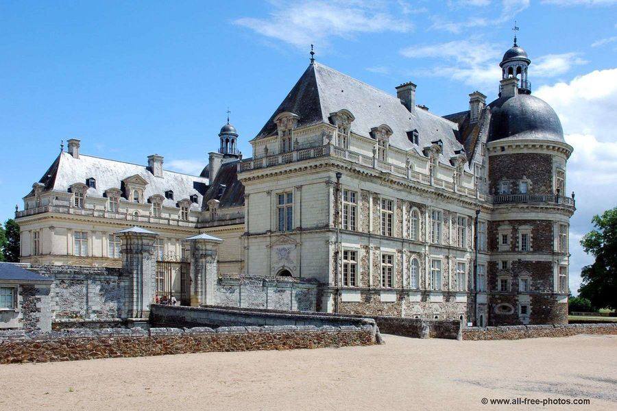 Château de Serrant - Vue extérieure 3