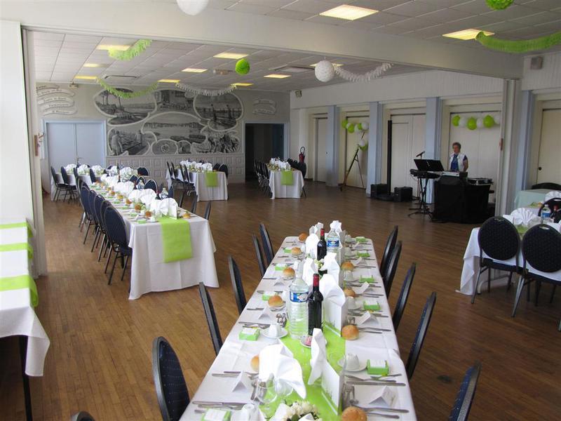 Breizh Hôtel - La salle de réception 7