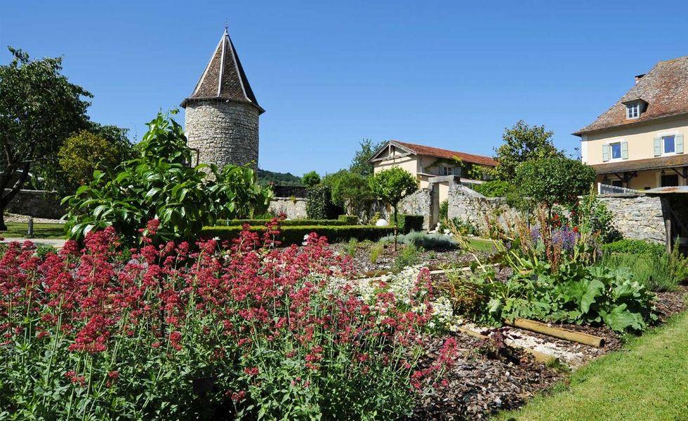 Domaine de Suzel - Jardin