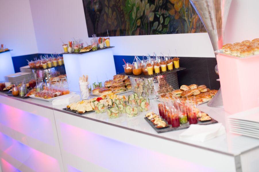 Chalet des Pins - Buffet Cocktail 1