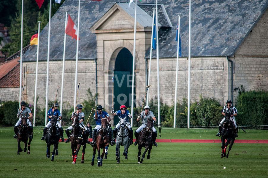 Polo Club de Chantilly - Cadre