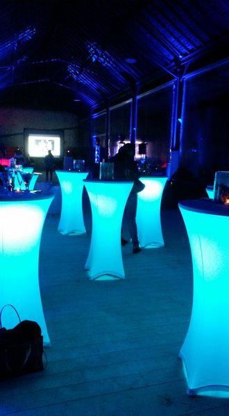 Polo Club de Chantilly - Éclairage