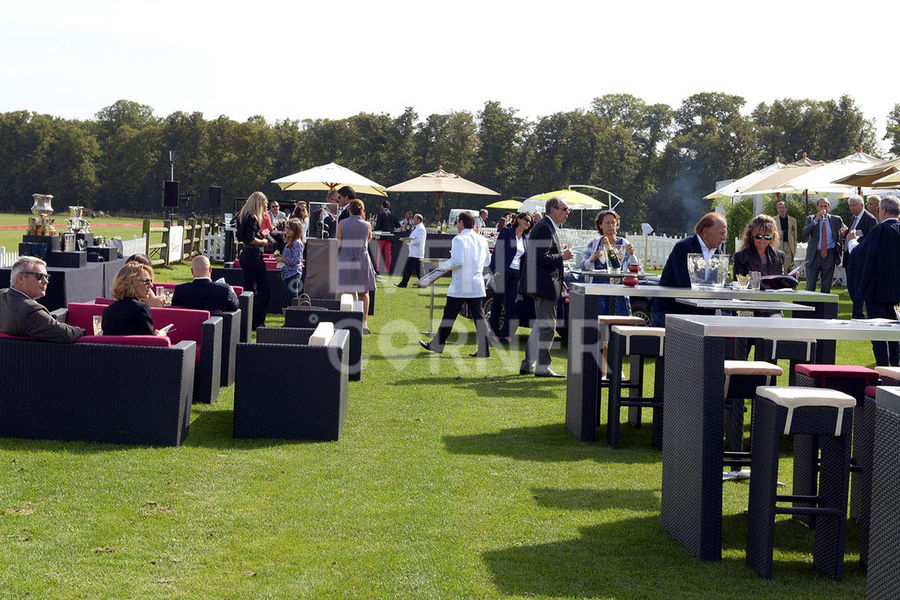Polo Club de Chantilly - Extérieur