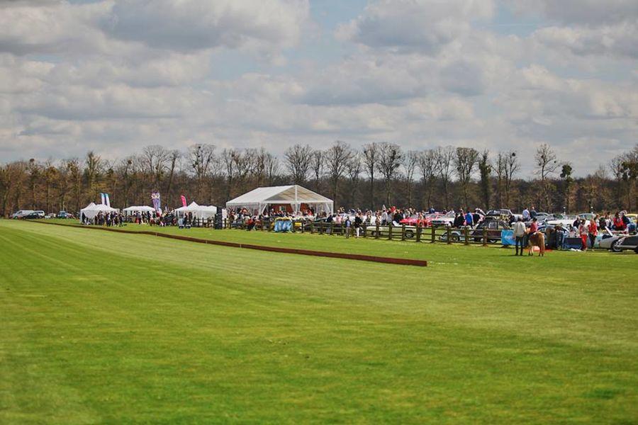 Polo Club de Chantilly - Tente de cristal 1
