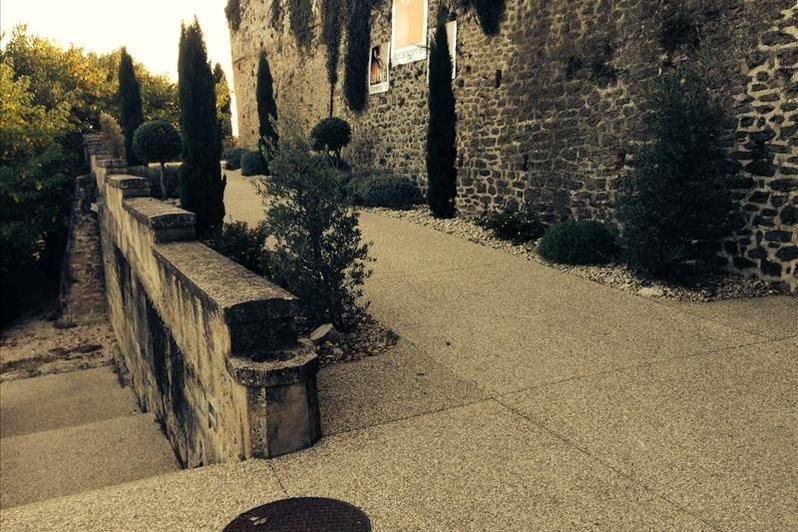 Orangerie du Chateau de Monteleger - Extérieur 2