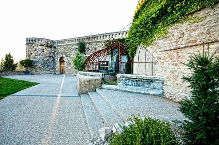 Orangerie du Chateau de Monteleger - Extérieur (2)