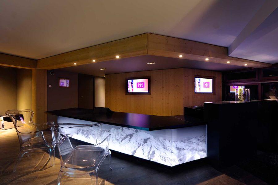 Mercure Chamonix Centre - Accueil