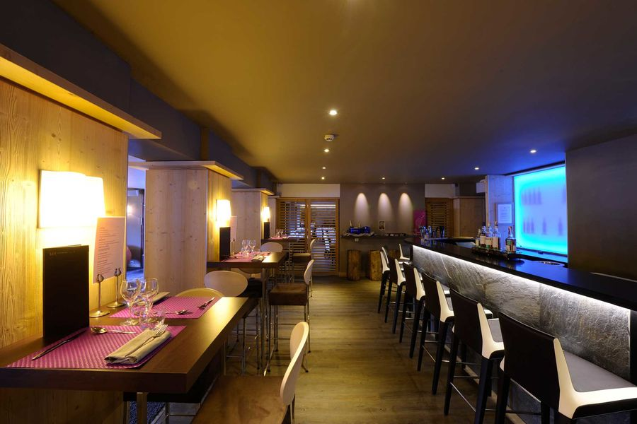 Mercure Chamonix Centre - Bar et Restaurant (2)