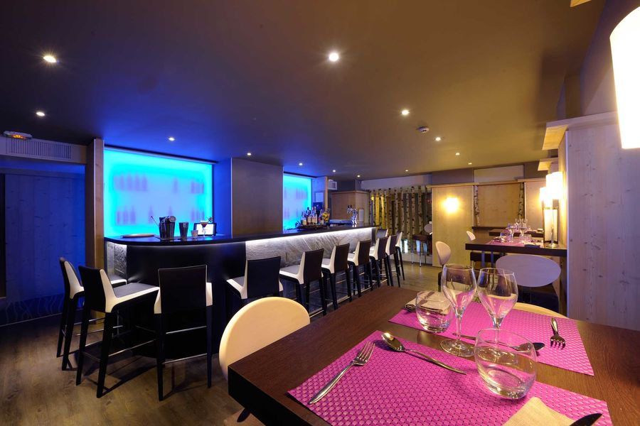 Mercure Chamonix Centre - Bar et Restaurant (3)