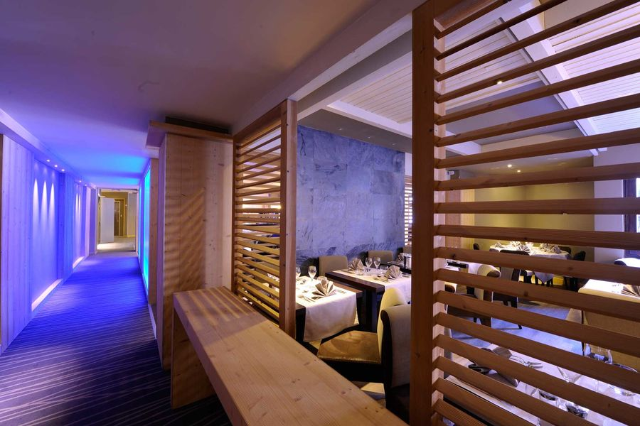 Mercure Chamonix Centre - Bar et Restaurant (4)