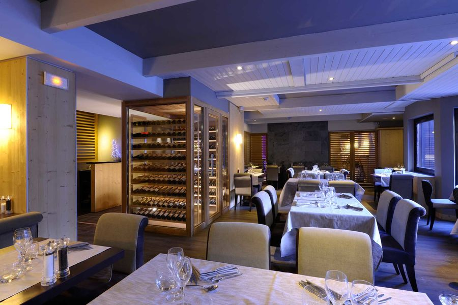 Mercure Chamonix Centre - Bar et Restaurant (5)