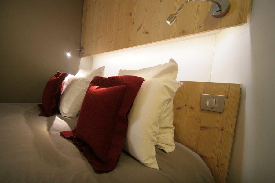 Mercure Chamonix Centre - Chambre (1)