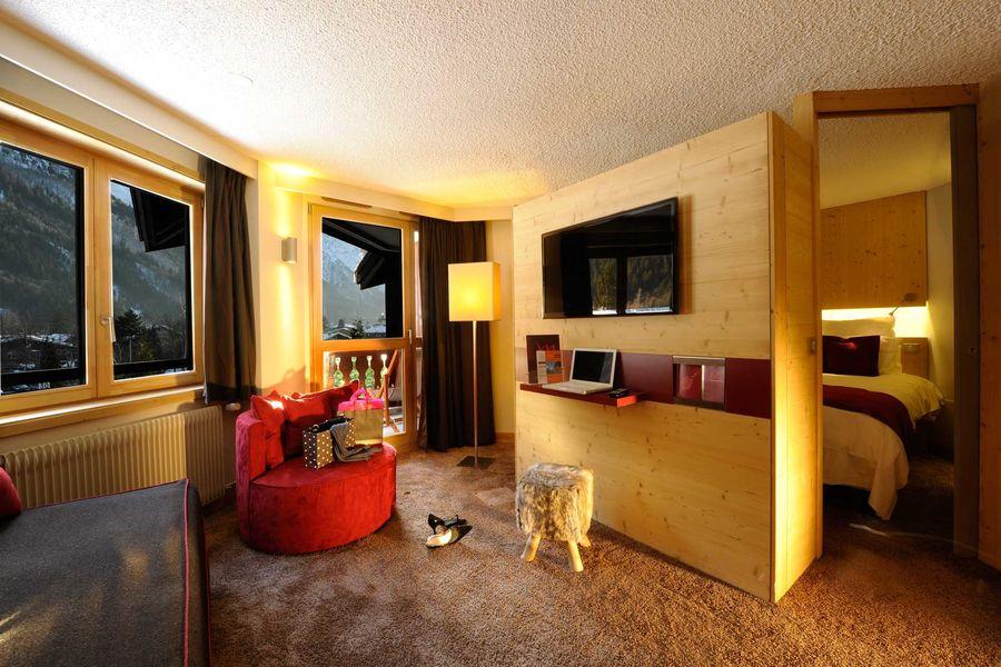 Mercure Chamonix Centre - Chambre (2)