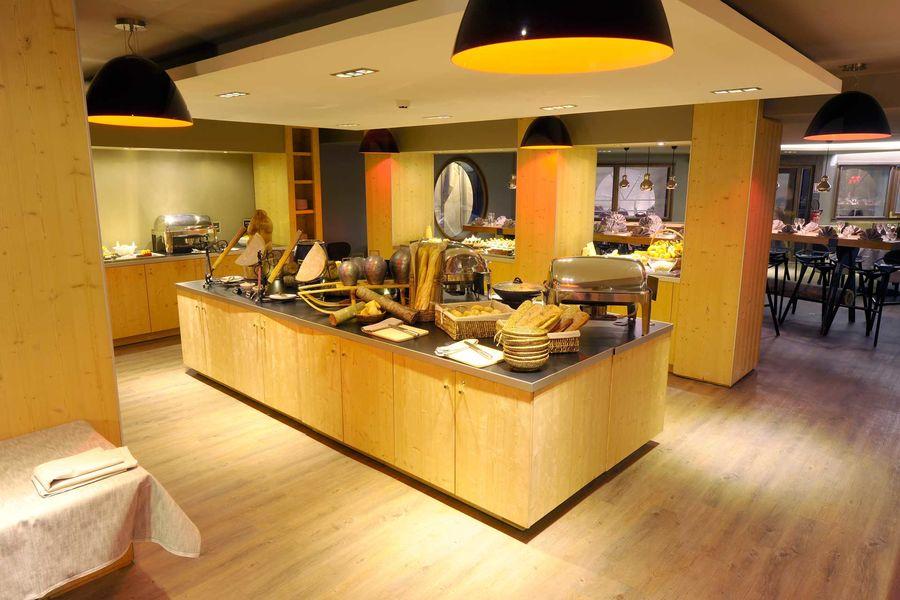 Mercure Chamonix Centre - Cuisine