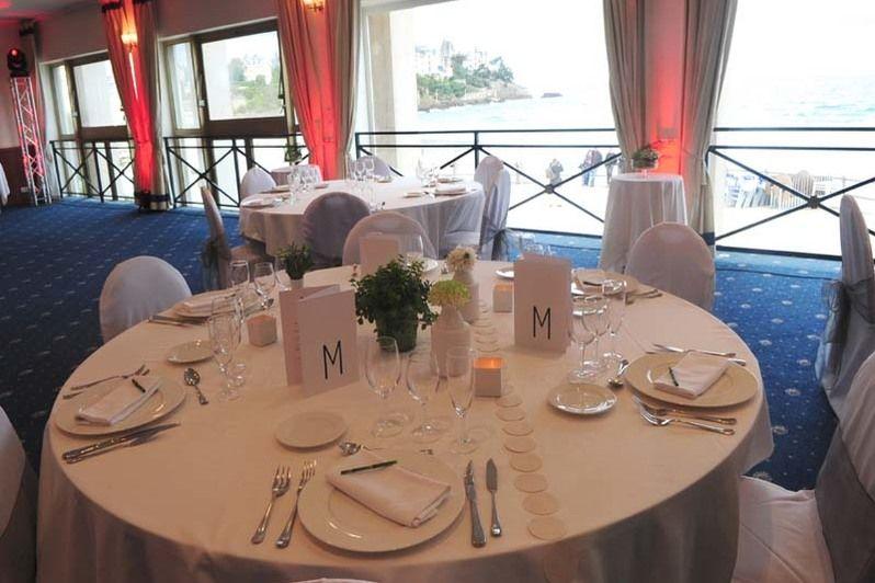 Casino Barrière de Dinard - Le salon de la mer 5