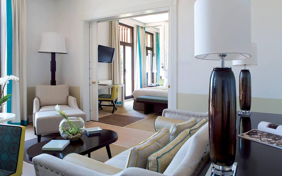Hotel royal riviera - Chambre (2)
