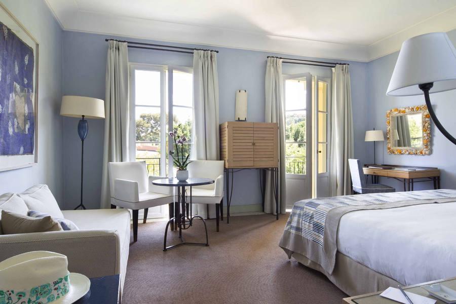 Hotel royal riviera - Chambre (6)