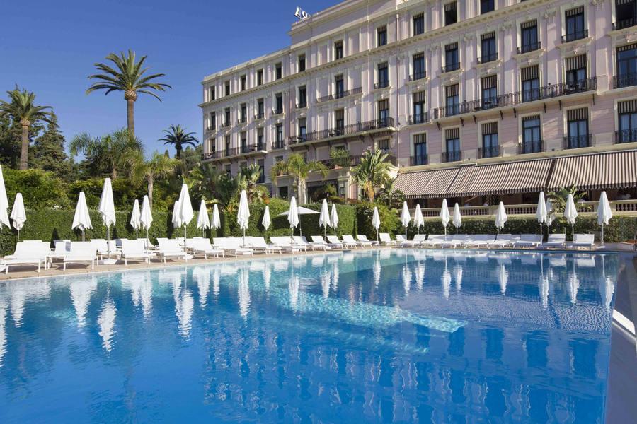 Hotel royal riviera - Piscine & Hôtel (1)