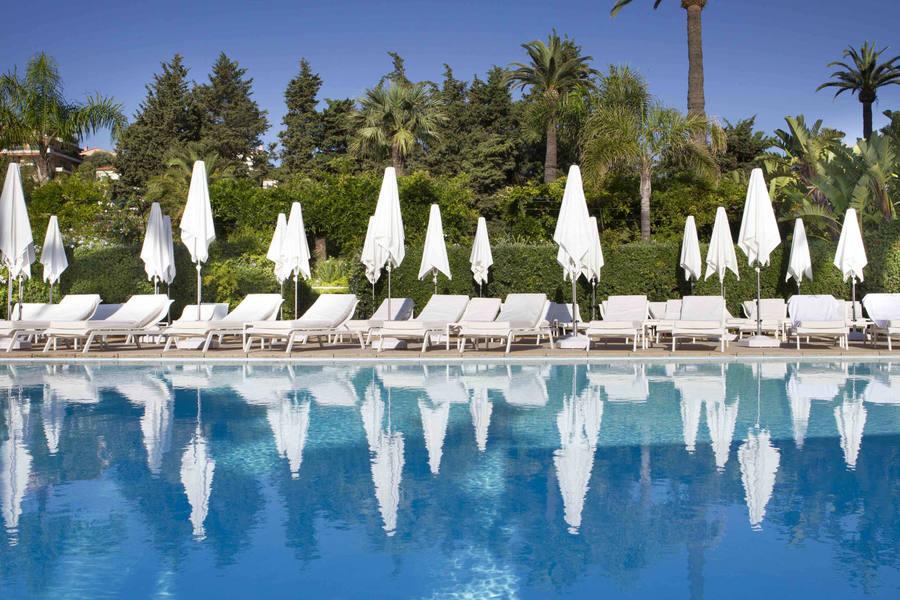 Hotel royal riviera - Piscine & Hôtel (2)