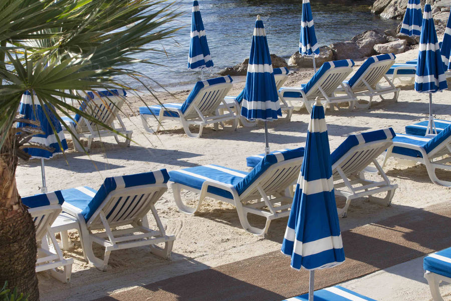 Hotel royal riviera - Plage