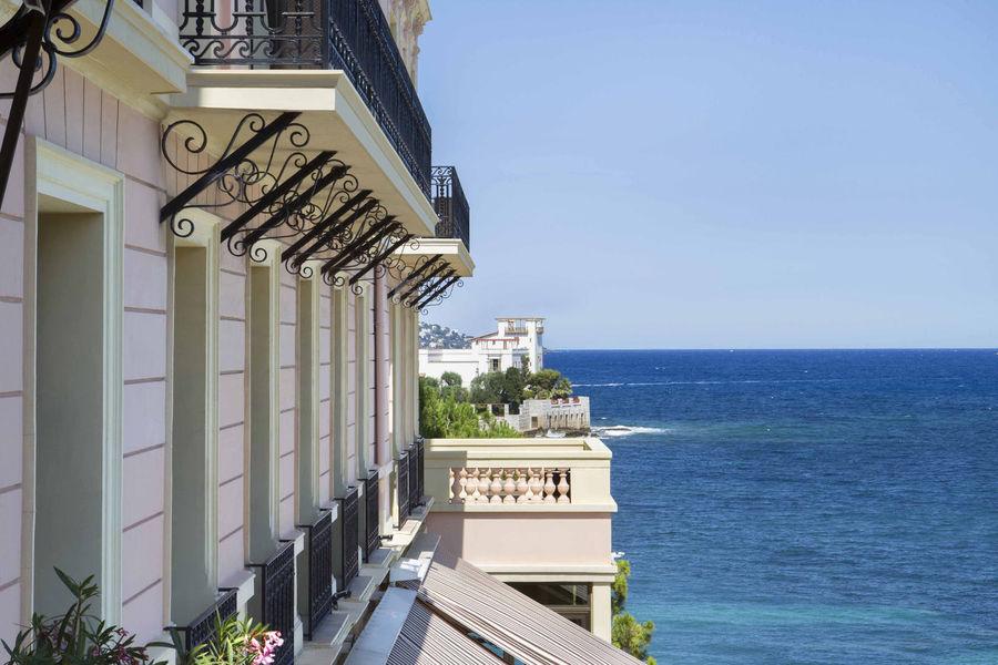 Hotel royal riviera - Vue sur la mer (1)