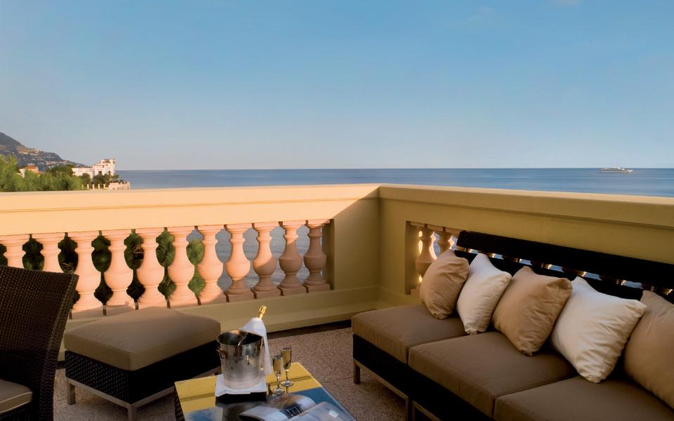Hotel royal riviera - Vue sur la mer (3)