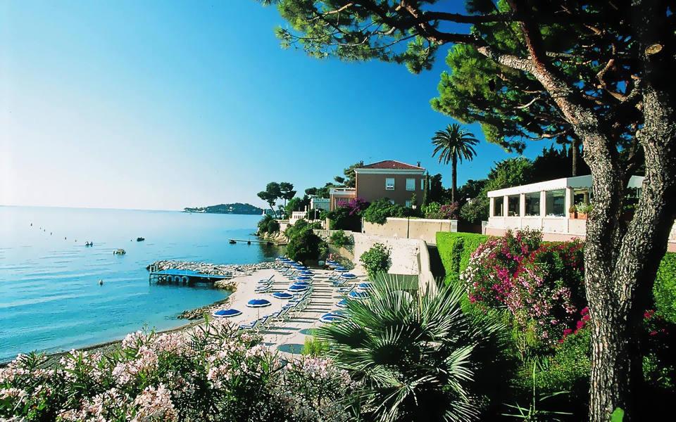 Hotel royal riviera - Vue sur la mer (4)