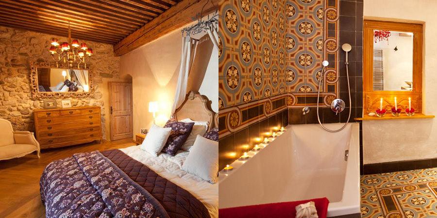 Chateau des Girards - Chambre (5)