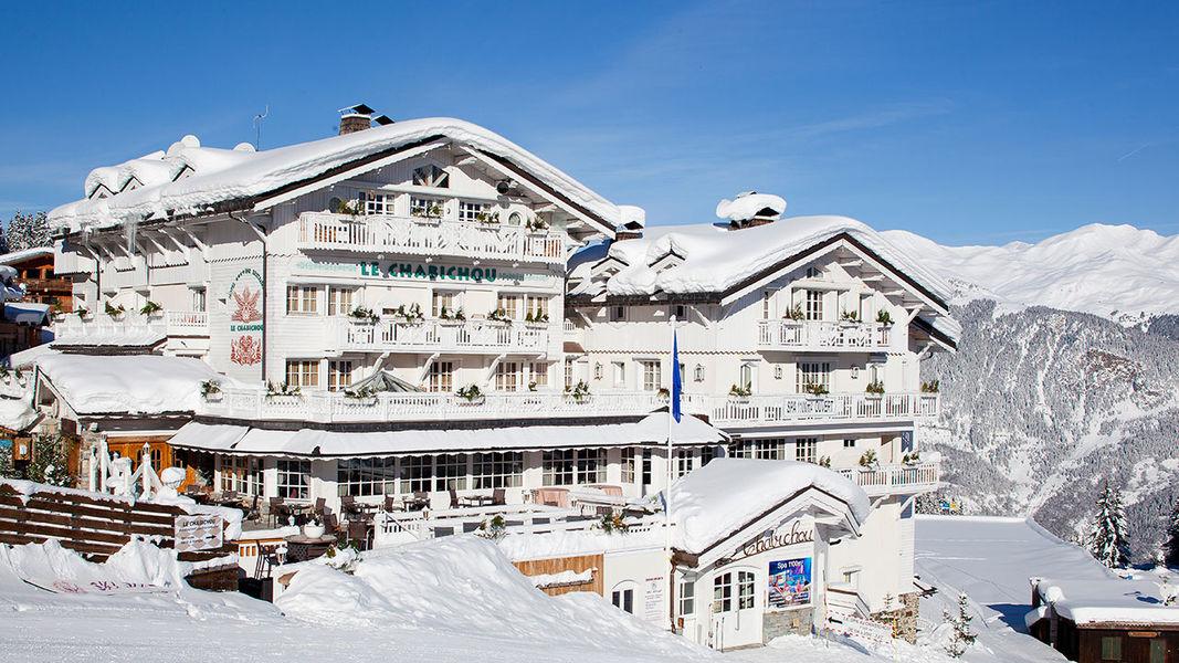 Hotel Le Chabichou Courchevel - Hotel Le Chabichou Courchevel (2)