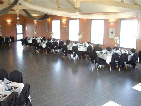 Terrasse des Oliviers - La salle de réception 3