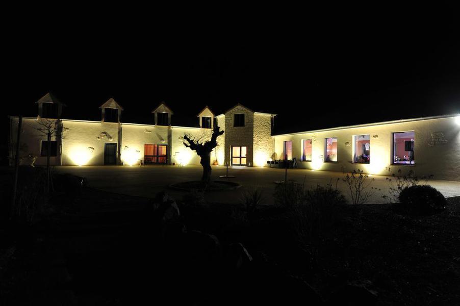 Terrasse des Oliviers - Vue nocturne
