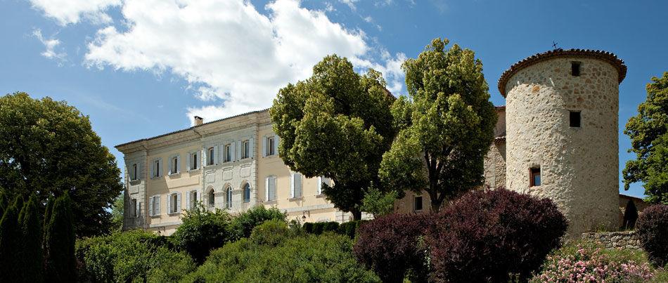 Domaine du Chateau de Taulane - Batîsse & Extérieur (9)
