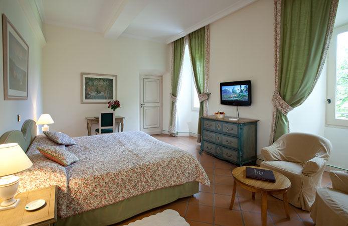 Domaine du Chateau de Taulane - Chambre (4)