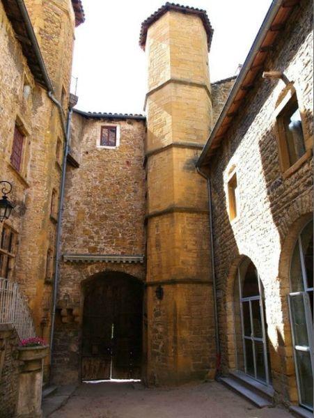 Chateau de Chessy Rhone - Le Château de Chessy (2)